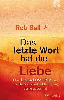 rob bell the last word has love
