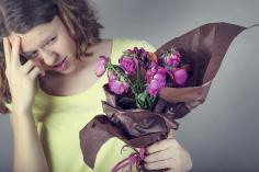 606 fleurs coupées dépérissantes